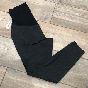 OLD NAVY maternity leggings
